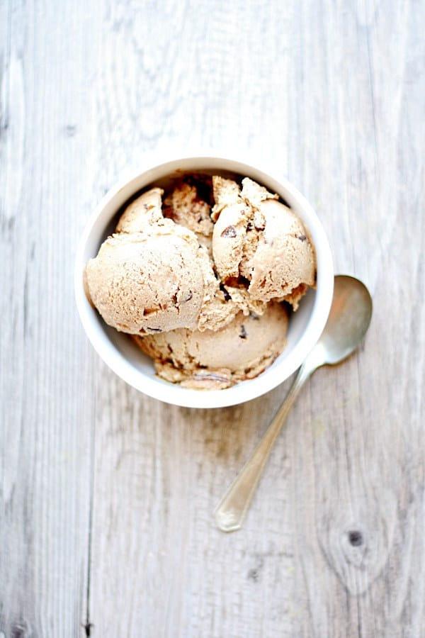 Toasted Marshmallow Ice Cream Fudge Graham
