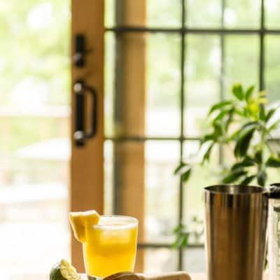 Summer Cocktail: 5 Ingredient Pineapple Margarita