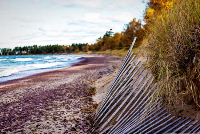 Upper Peninsula Michigan Chasing Fall Foliage for the perfect weekend getaway   PasstheSushi.com