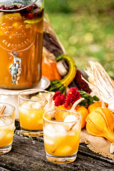Autumn Harvest Sangria