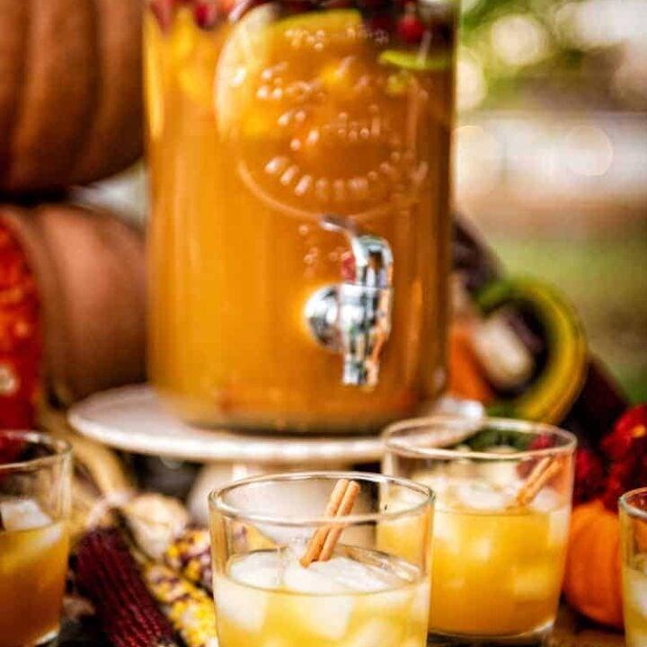 Autumn Harvest Sangria
