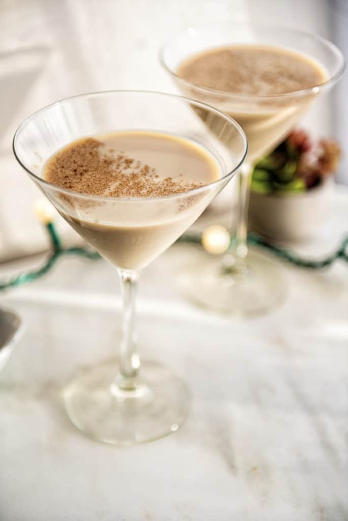 Baileys Pumpkin Vanilla Silk Martini   Kita Roberts PassTheSushi.com