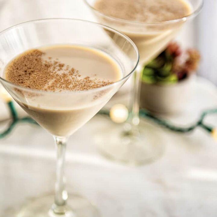 Baileys Pumpkin Vanilla Silk Martini