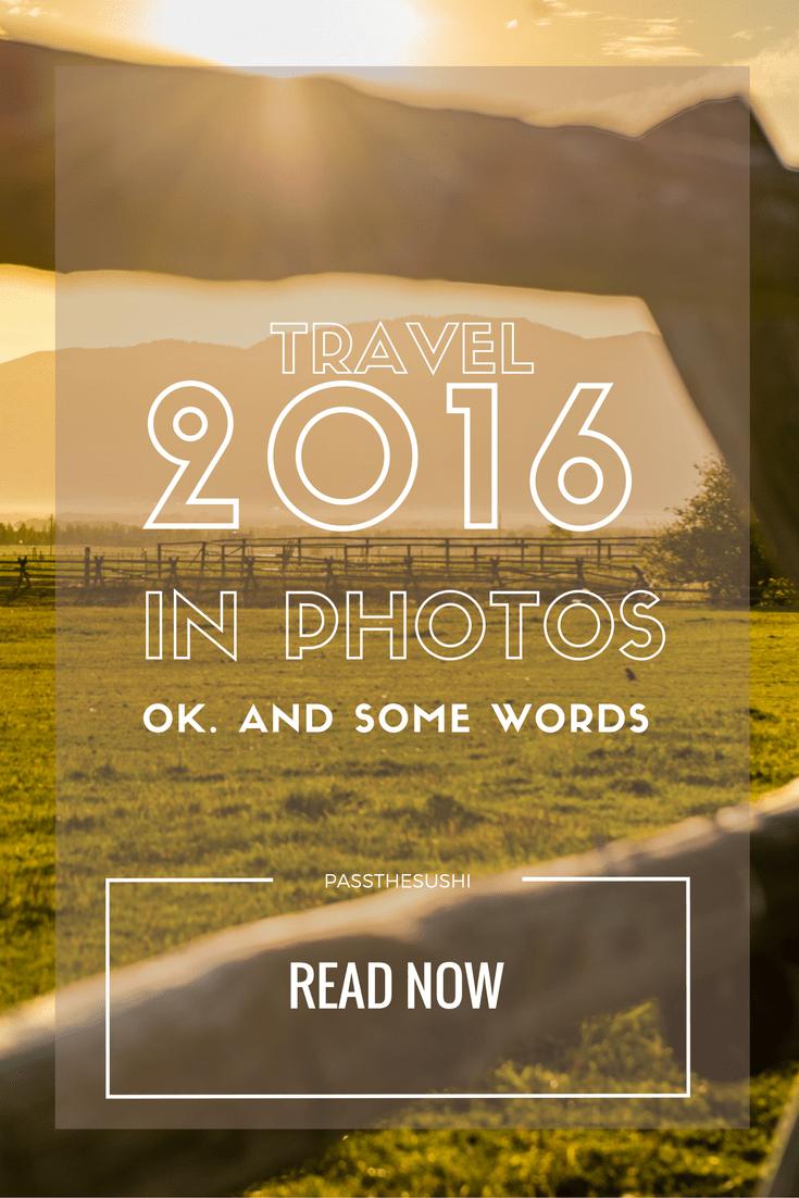 2016 in Photos | Kita Roberts