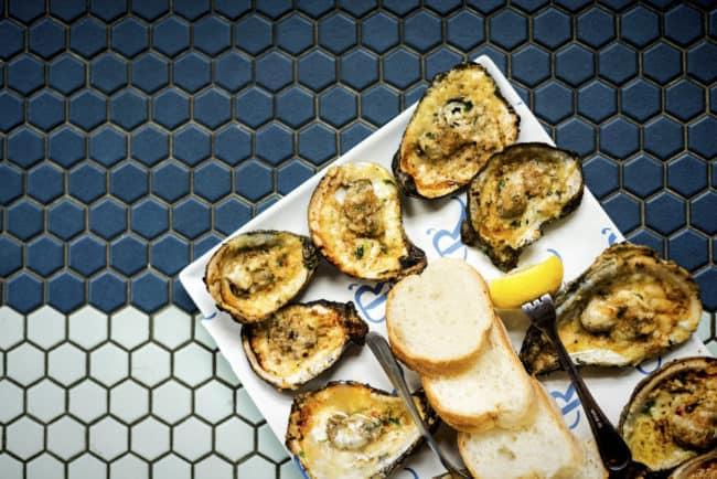Seafood Revolution Menu Ridgeland Mississippi Photograph By Kita Roberts