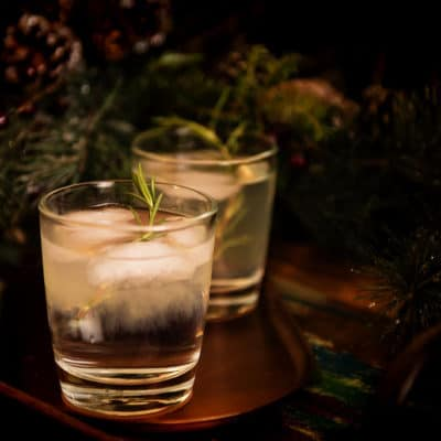 Evergreen Cocktail Recipe
