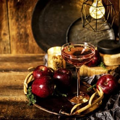 Poison Apple Cocktail