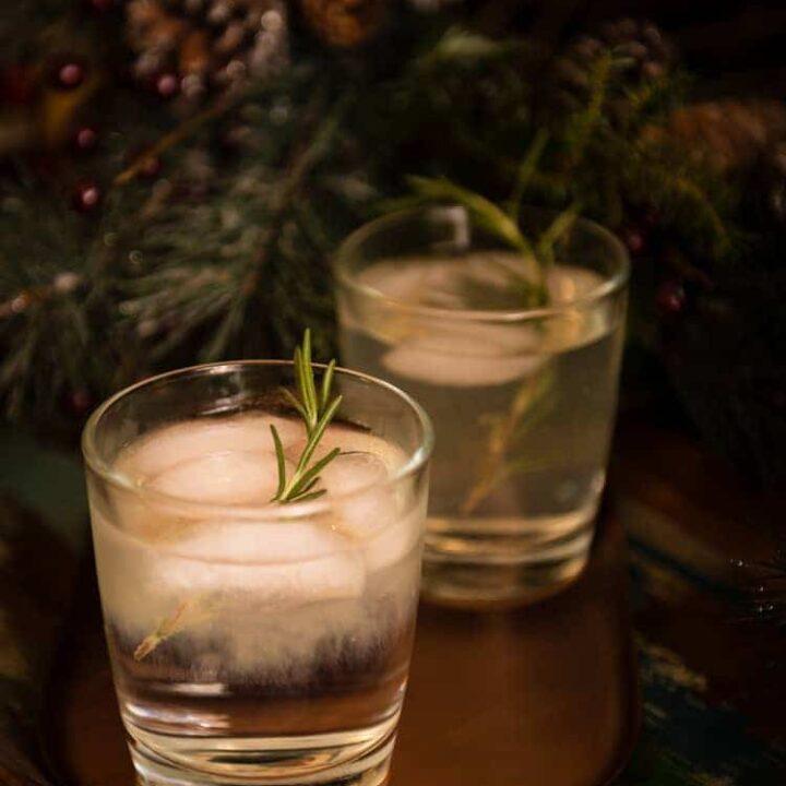 Evergreen Cocktail Recipe