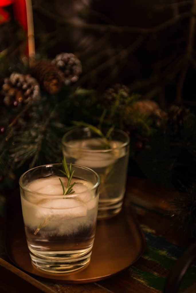 Evergreen Cocktail Recipe | Kita Roberts PassTheSushi