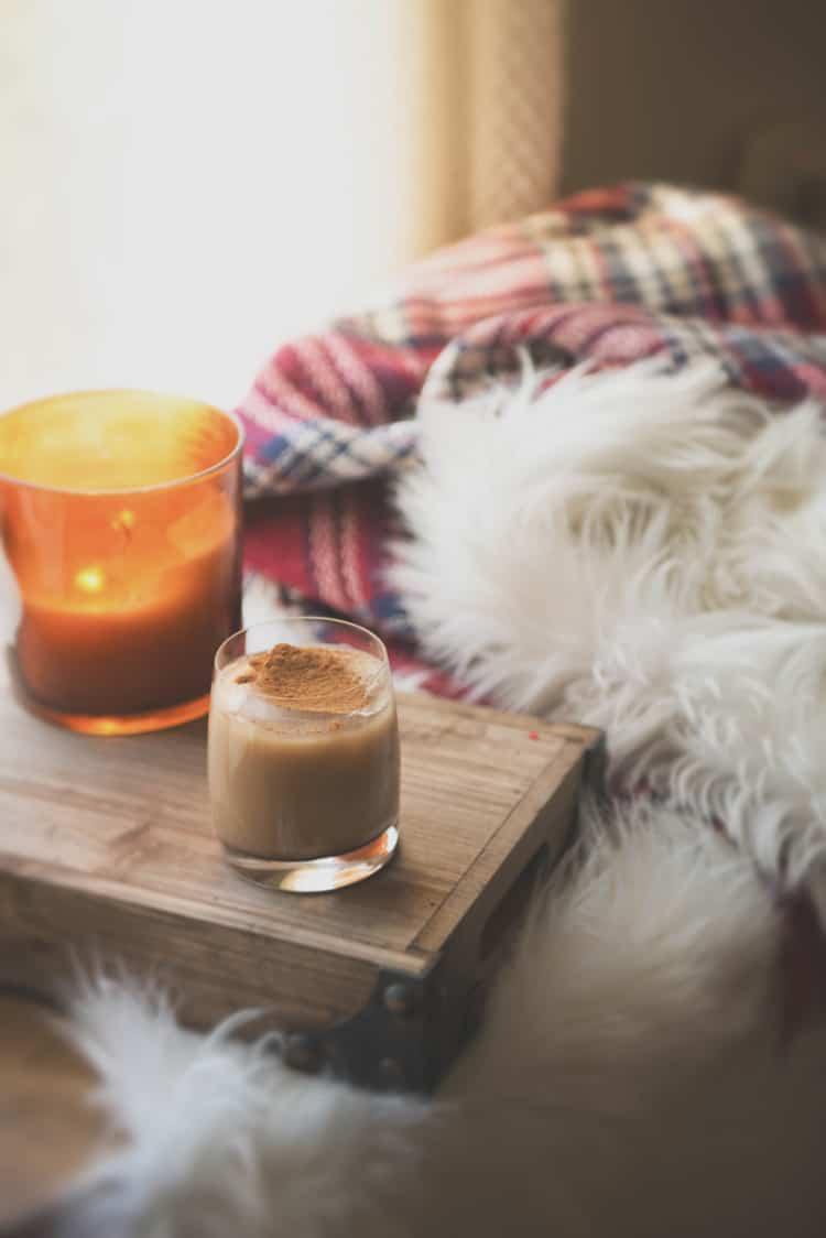 Dirty Chai Cocktail Recipe | Kita Roberts PassTheSushi