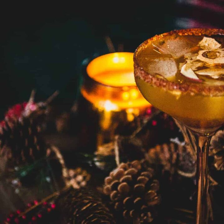 Apple Cider Margarita Cocktail Recipe