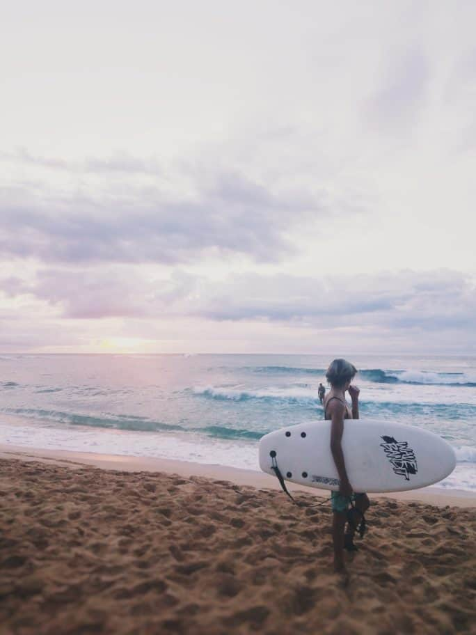 We used AirBnB to save money while on our Hawaii vacation! the ultimate guide to a vacation in Hawaii on a budget on passthesushi.com