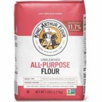 King Arthur Flour Unbleached All-Purpose Flour, 5 Pound