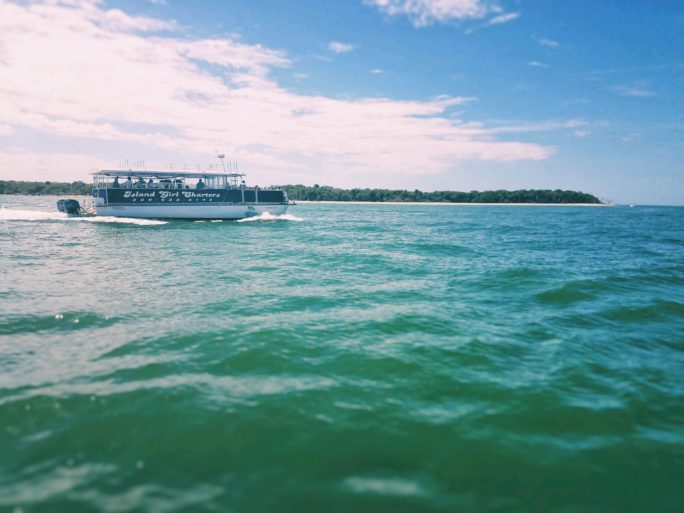 Island Girl Charters to get to and from Cabbage Key