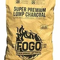 Fogo Super Premium Hardwood Lump Charcoal 17.6-pound Bag