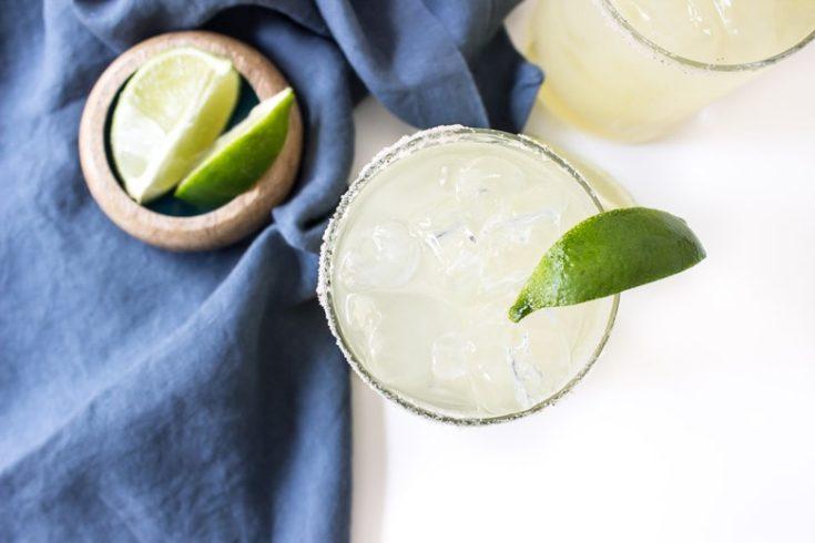 Classic Paleo Margaritas
