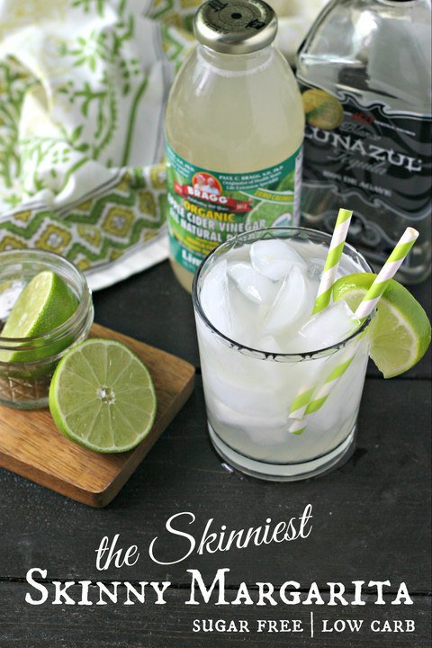 Low Carb Margarita