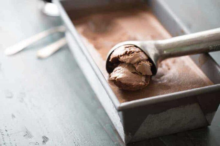 Chocolate Toffee Stout Ice Cream Recipe