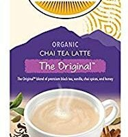 Oregon Chai Concentrate Original 32-Ounce Boxes (Pack of 6),  Liquid Chai Tea Concentrate, Spiced Black Tea For Home Use, Café, Food Service
