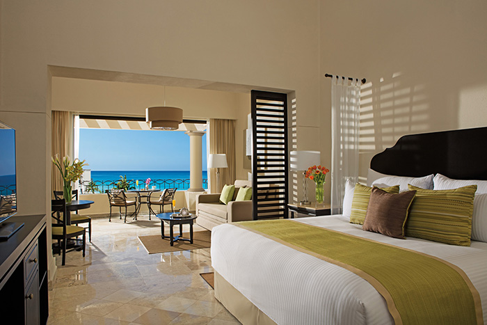 Seriously amazing views at the Dreams Los Cabos Suites Golf Resort & Spa - Images provided by Apple Vacations