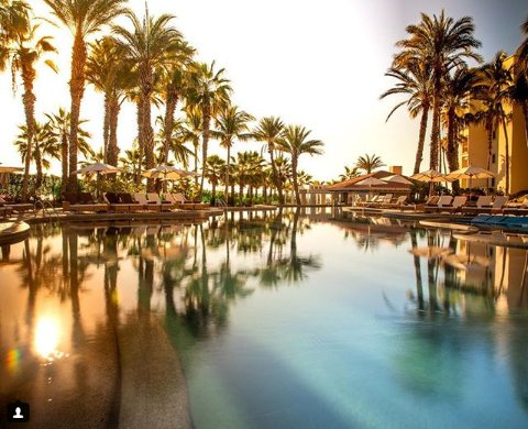 Dreams Los Cabos Suites Golf Resort & Spa Getaway Image provided by Apple Vacations