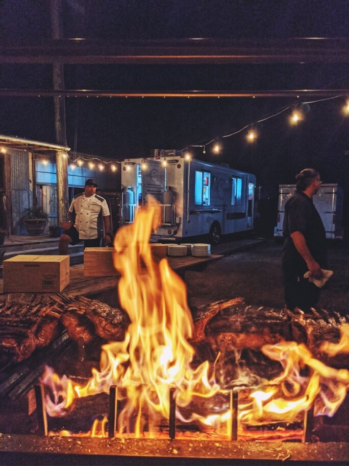 Nothing is as fun as live fire cooking! The Urban Asado knows how to make an evening amazing